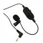 Петличный микрофон с кнопкой TourAudio, арт 72