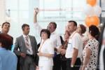 экскурсия на торжественной церемонии открытия ТЦ АКВАМОЛЛ в Ульяновске