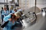 Экскурсия по производству на заводе Моспиво с радиосистемами TourAudio TWG