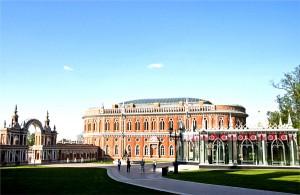 Радиогиды TourAudio TWG поставлены по государственному контракту в музей-усадьбу Царицыно